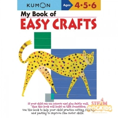 Kumon - My Book of Easy Crafts