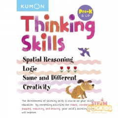 Kumon - Thinking Skills Pre K and Up