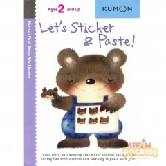 Kumon - Lets Sticker and Paste