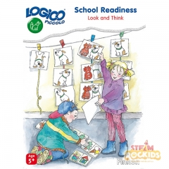 Logico Piccolo - School Readiness Look and Think (Age 5+)