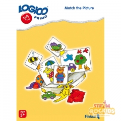 Logico Primo - Match the Picture (Age 5+)