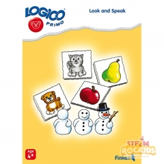 Logico Primo - Look and Speak (Age 4+)