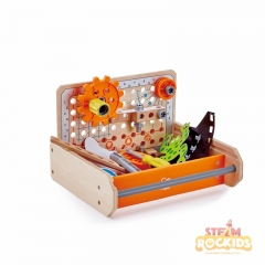 Hape - Science Experiment Toolbox