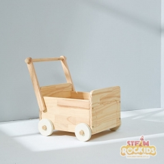 Toy Box On Wheels (Free Delivery)