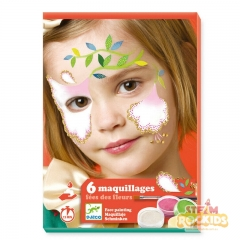 Djeco - Face Paint Set (Flower Fairy)