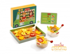 Djeco - Pat and Ben Pasta Set