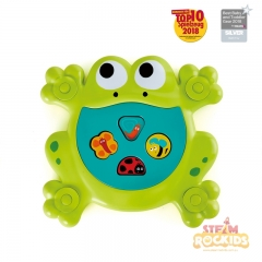 Hape - Little Splashers Feed Me Bath Frog