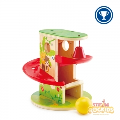 Hape - Jungle Press and Slide