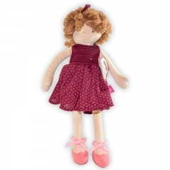 Bonikka - Lola Debutante Doll with Brown Hair