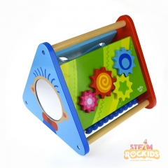 Tooky Toy Multi-purpose Activity Box
