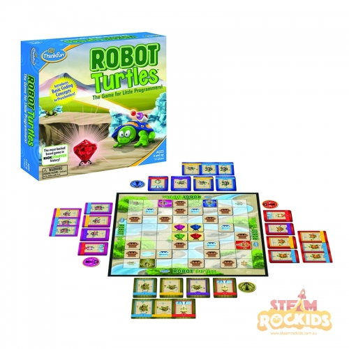 ThinkFun Robot Turtles Coding Game
