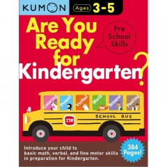 Kumon Are You Ready for Kindergarten (Preschool Skills)