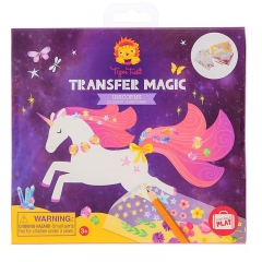 Tiger Tribe - Transfer Magic (Unicorns)