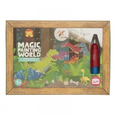 Tiger Tribe - Magic Painting World (Dinosaurs)