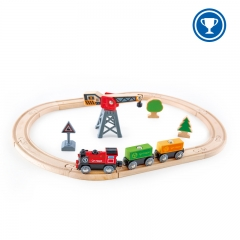 Hape Cargo Delivery Loop 19 Pieces