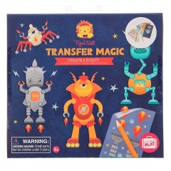 Tiger Tribe - Transfer Magic (Create A Robot)