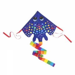 Tiger Tribe Rainbow Ray Kite