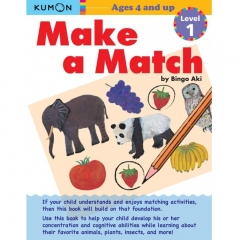 Kumon Make a Match (Level 1)