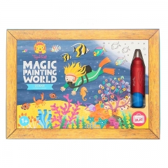 Tiger Tribe - Magic Painting World (Ocean)