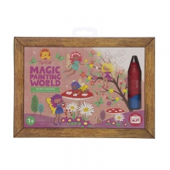 Tiger Tribe Magic Painting World (Fairy Garden)