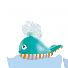 Hape Little Splashers Bubble Blowing Whale