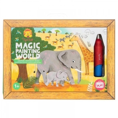 Tiger Tribe - Magic Painting World (Safari Adventures)