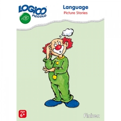 Logico Piccolo Language Picture Stories (Age 6+)