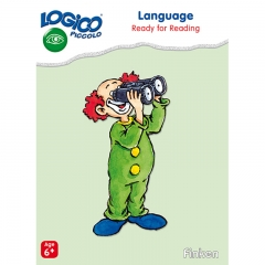 Logico Piccolo Language Ready for Reading (Age 6+)