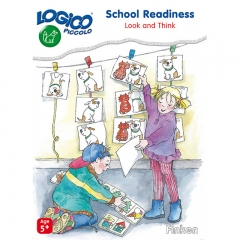 Logico Piccolo School Readiness Look and Think (Age 5+)