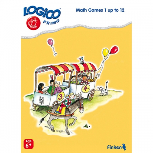 Logico Primo Match Games 1 up to 12 (Age 6+)