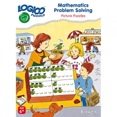 Logico Piccolo Mathematics Problem Solving Picture Puzzles (Age 6+)