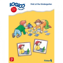 Logico Primo - Finki at the Kindergarten (Age 3+)