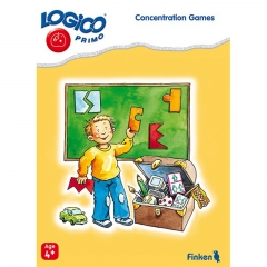 Logico Primo Concentration Games (Age 4+)