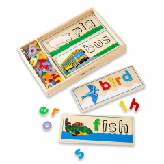 Melissa N Doug See and Spell