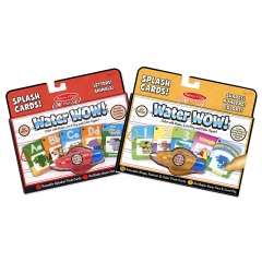 Melissa N Doug Water WOW! Splash Cards (Individual Pack)