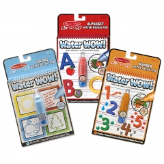 Melissa N Doug Water WOW! On-the-Go Activity Book (Individual)