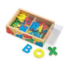 Melissa N Doug Alphabet Magnets Box of 52