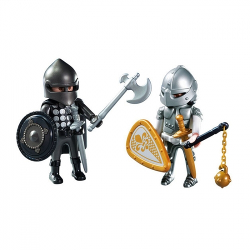 PlayMobil Knights Rivairy Duo Pack