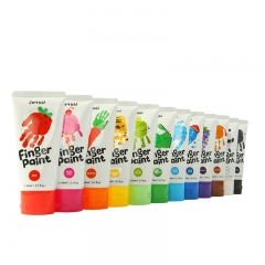 Jar Melo Finger Paint (Pack of 12)