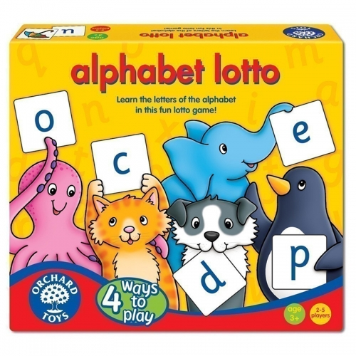 Orchard Toys Alphabet Lotto Games