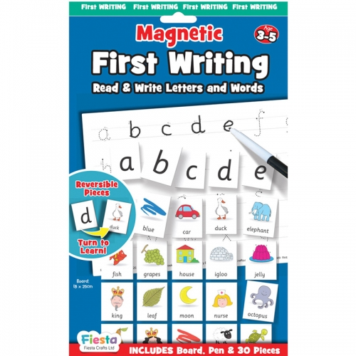 Fiesta Crafts Magnetic Activities (First Writing)