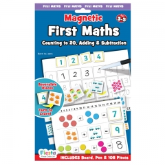 Fiesta Crafts Magnetic Activities (First Maths)