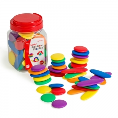 EDX Education Junior Rainbow Pebbles (Original Tone)