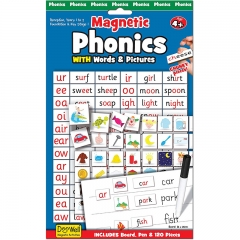 Fiesta Crafts Magnetic Activities (Phonics)