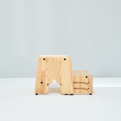 [PREORDER] MesaSilla Solid Wood 2 Steps Stool (STOCK IN 14/11/20)