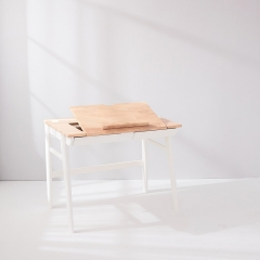 MesaSilla Calla Desk with Tiltable Easel