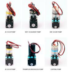 Various kinds of Ink Pump for Inkjet Printer