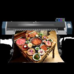 X2S-7701D 1.92M eco solvent printer for vivid advertising printing