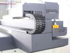 X2513-2.5*1.2m UV LED Flatbed Inkjet Printer (max support 12*industrial head)