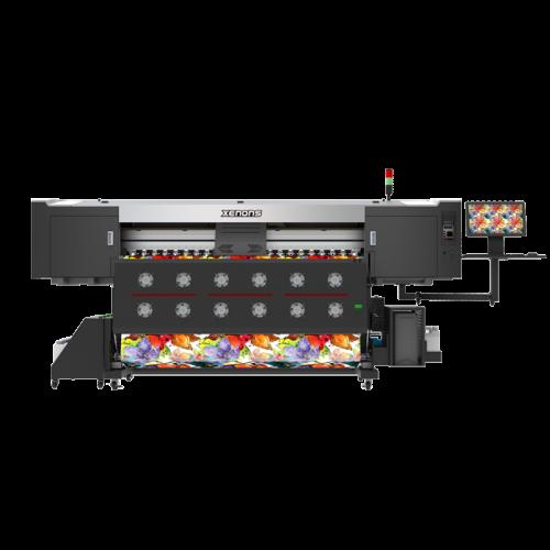 Xenons X3-740-8H Jumbo Roller Dye-Sublimation Printer